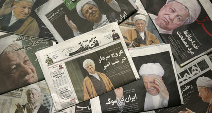 Iran after Rafsanjani: What the passing of a 'pillar of pragmatism' means